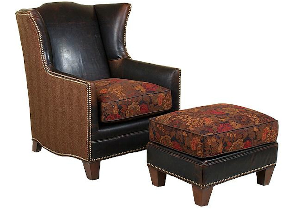 King Hickory Living Room Athens Chair 771 Lf Erie Pa