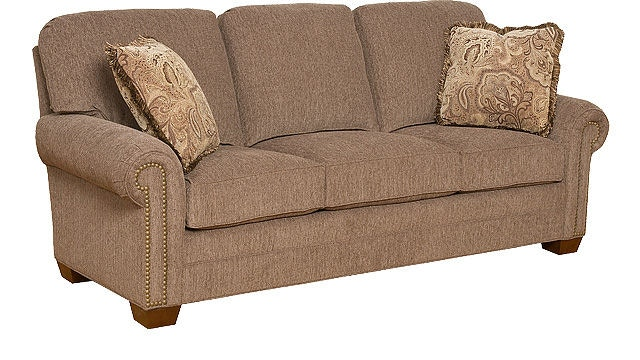 King Hickory Living Room King Hickory Candice Fabric Sofa