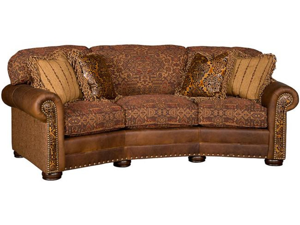 King Hickory Living Room Ricardo Leather Fabric