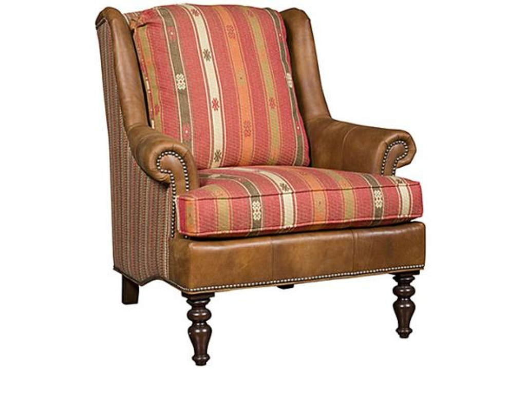 King hickory living room florida leather fabric chair c21 for Classic furniture new albany in