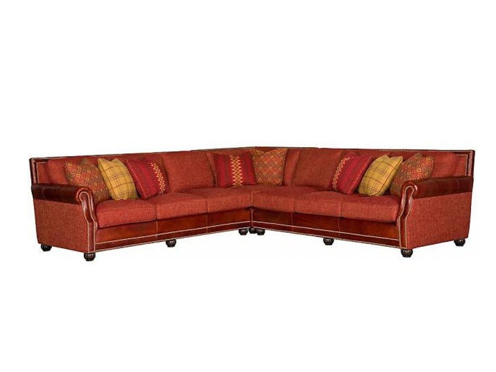 king hickory living room julianna raf corner sofa 3063 lf