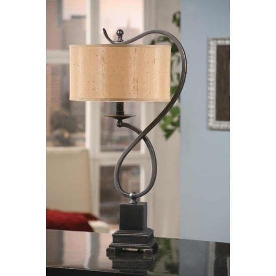Crestview Lamps And Lighting Echo Table Lamp