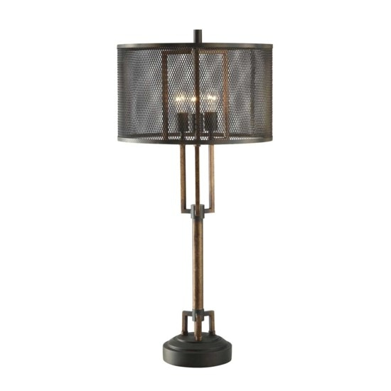 Crestview Lamps And Lighting Winchester Table Lamp CVAER761   Factory  Direct Furniture   Cleveland, MS