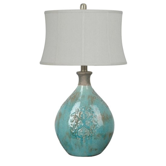 Crestview Lamps And Lighting Linnet Table Lamp