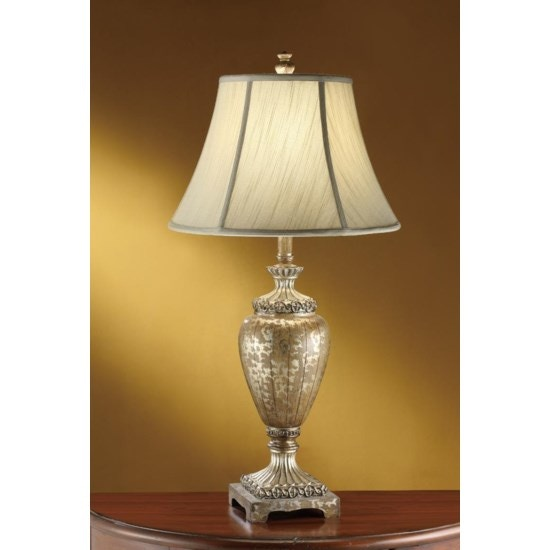 Crestview Lamps And Lighting Arabella Table Lamp CVATP429 At Nehligs  Furniture