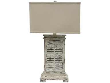 Crestview lamps and lighting antique shutter table lamp cvaup542 crestview lamps and lighting antique shutter table lamp aloadofball Choice Image