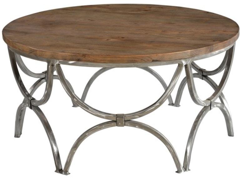 Crestview Living Room Round Cocktail Table Cvfnr363 Haynes
