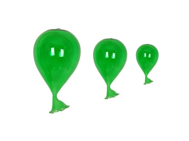 Crestview Accessories Glass Ballons