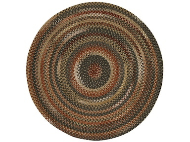 Capel Incorporated Homecoming Rug 0048CS Chestnut Brown