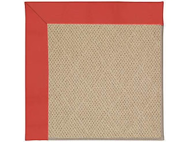 Capel Incorporated Creative Concepts-Cane Wicker Rug 1990RS Canvas Paprika