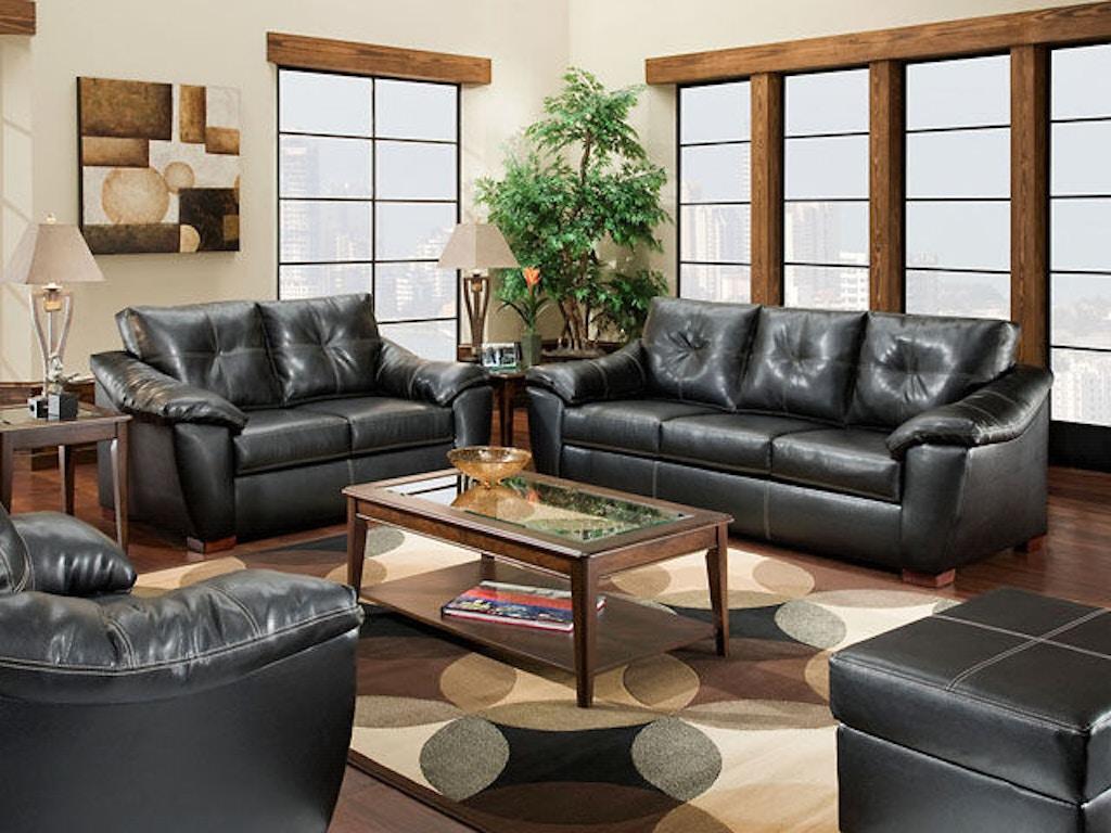 American Furniture Manufacturing Living Room Sofa 1253 4111 Butterworths Of Petersburg
