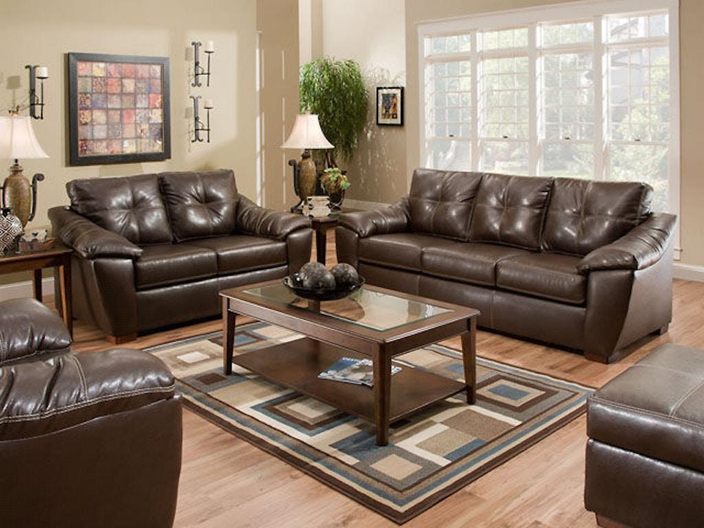 American Furniture Manufacturing Living Room Sofa 1253 4110 Butterworths Of Petersburg