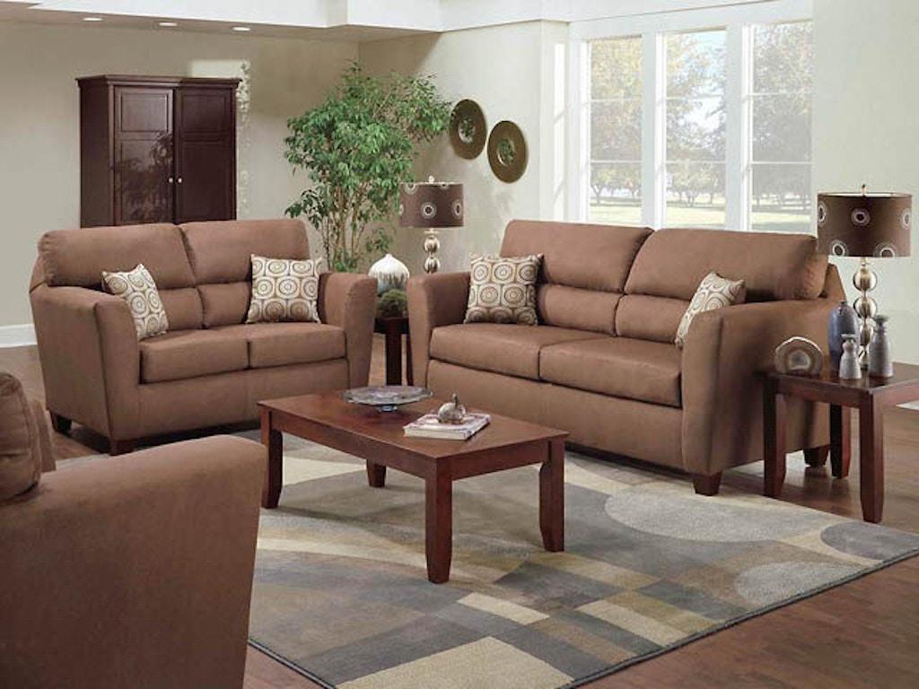 american furniture manufacturing living room sofa 1503 2550 butterworths of petersburg