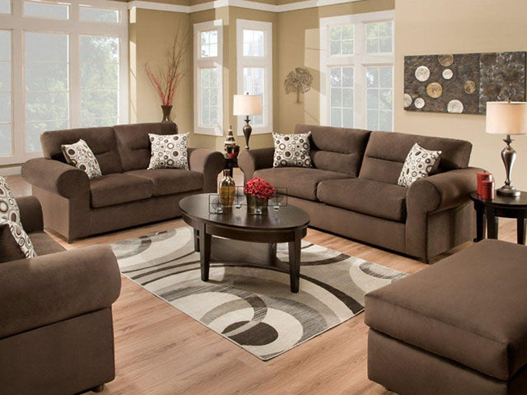 American Furniture Manufacturing Living Room Chair And 1 2 3101 6800
