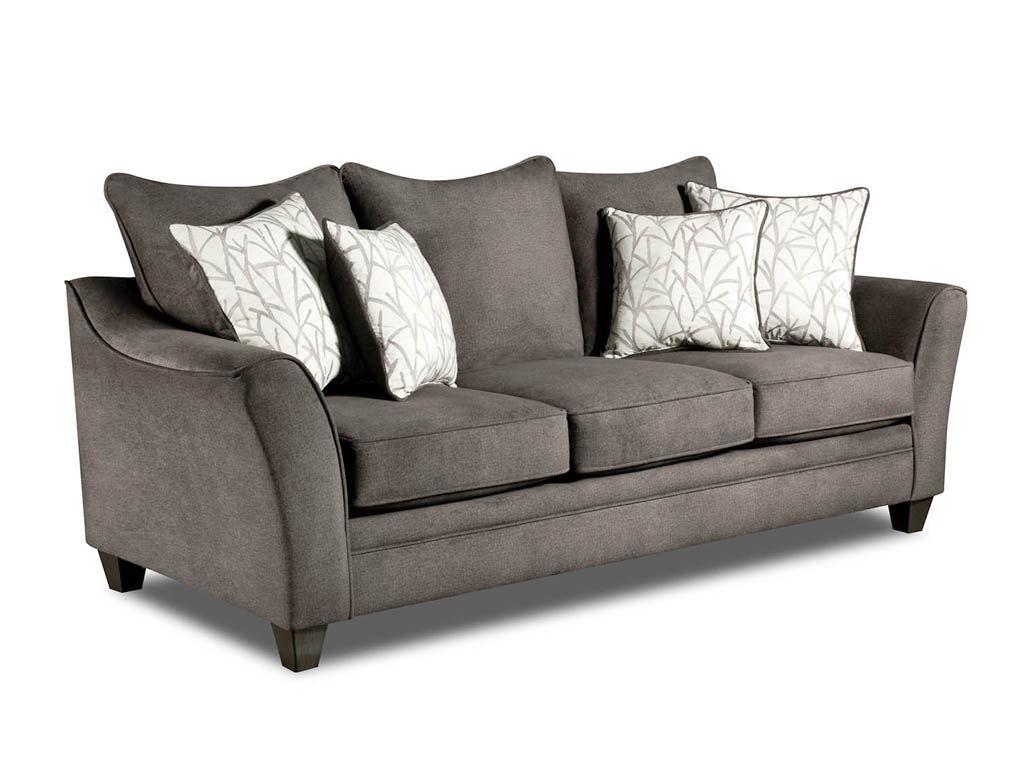 American Furniture Manufacturing Living Room Sofa 3853