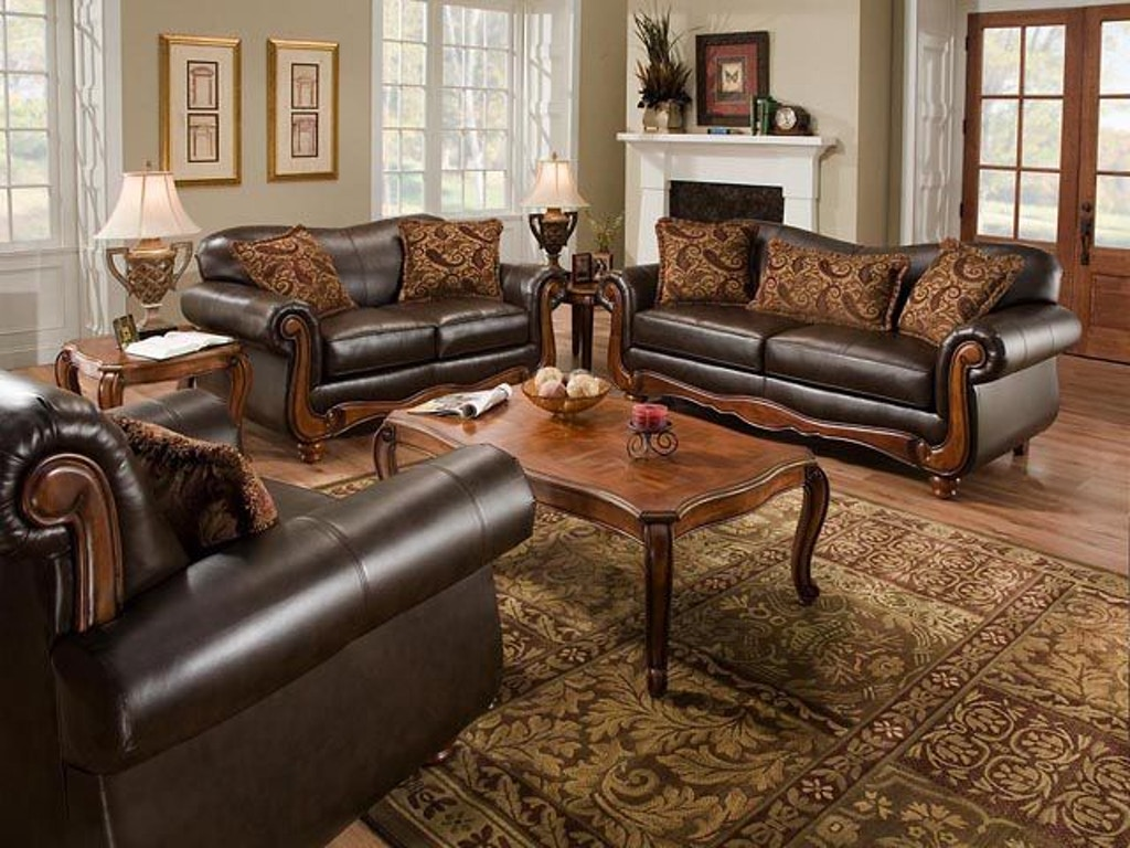 American Furniture Manufacturing Living Room Sofa 5903 9070 Butterworths Of Petersburg