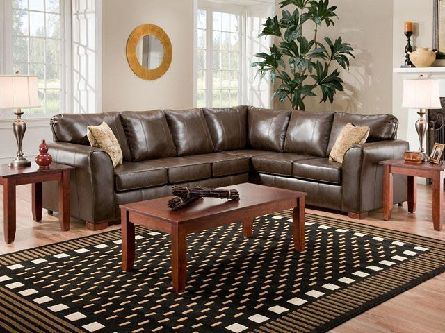 American Furniture Manufacturing Living Room 2 Piece