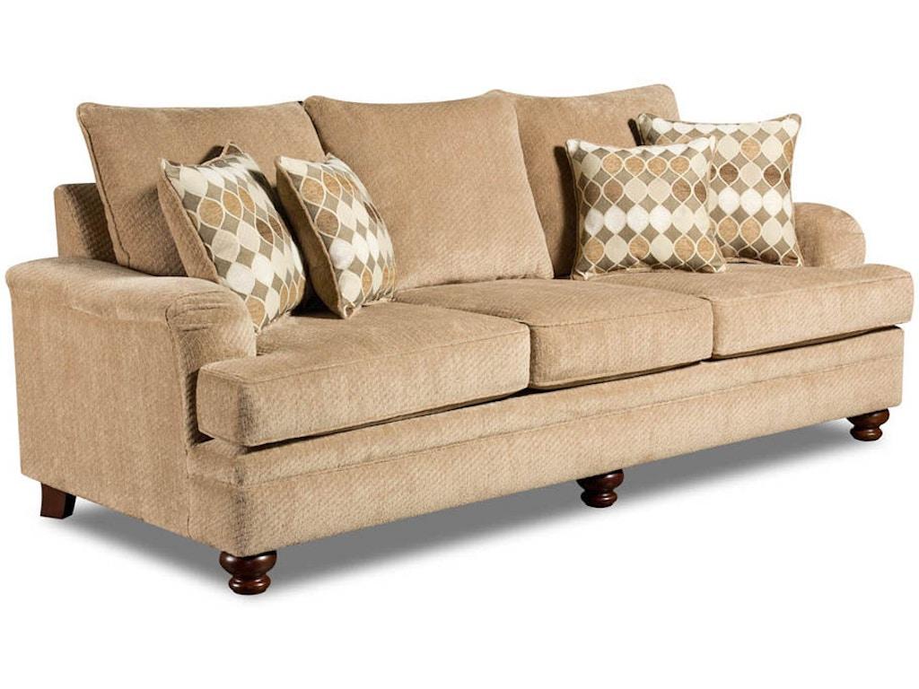 American Furniture Manufacturing Living Room Sofa 9003 7624 Butterworths Of Petersburg