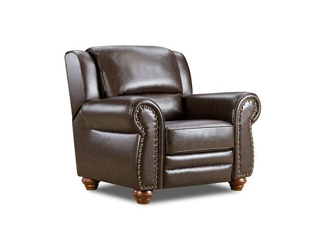 American Furniture Manufacturing Living Room Recliner 9050