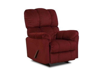 American Furniture Manufacturing Recliner 9320-4170
