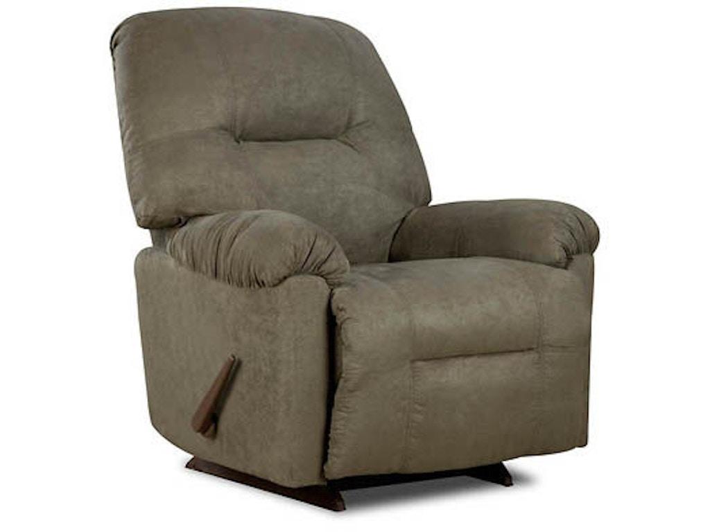 American Furniture Manufacturing Living Room Recliner 9350 2660 Butterworths Of Petersburg