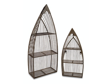 IMAX Corporation Accessories Nesting Boat Shelves - Set Of 2