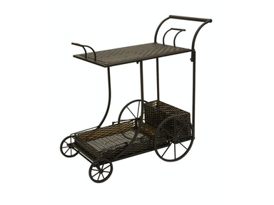 IMAX Corporation Cki Mandalay Wine Cart 10843