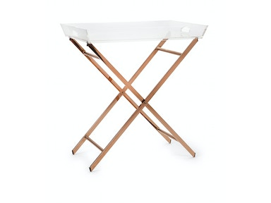 IMAX Corporation Clinton Acrylic Tray Table 13209