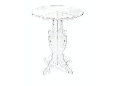 IMAX Corporation Prestige Acrylic Accent Table 13210