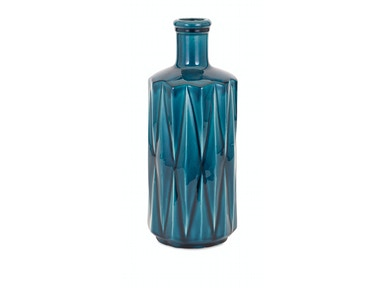 IMAX Corporation Accessories Alena Blue Large Vase