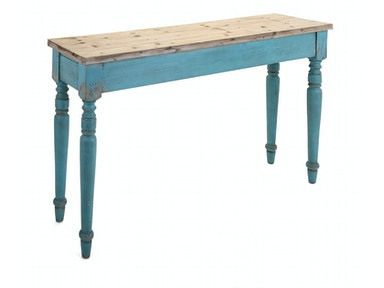 IMAX Corporation Claremore Wooden Console Table 14099