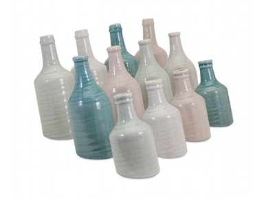 IMAX Corporation Accessories Sadler Mini Vases - Set of 12