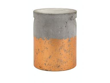 IMAX Corporation Bryson Cement Stool 14555