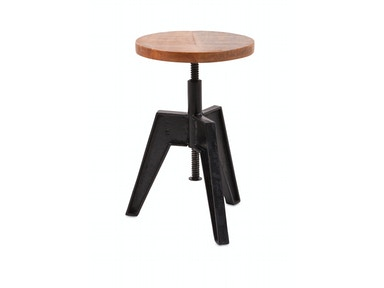 IMAX Corporation Adjustable Seat Stool 47749