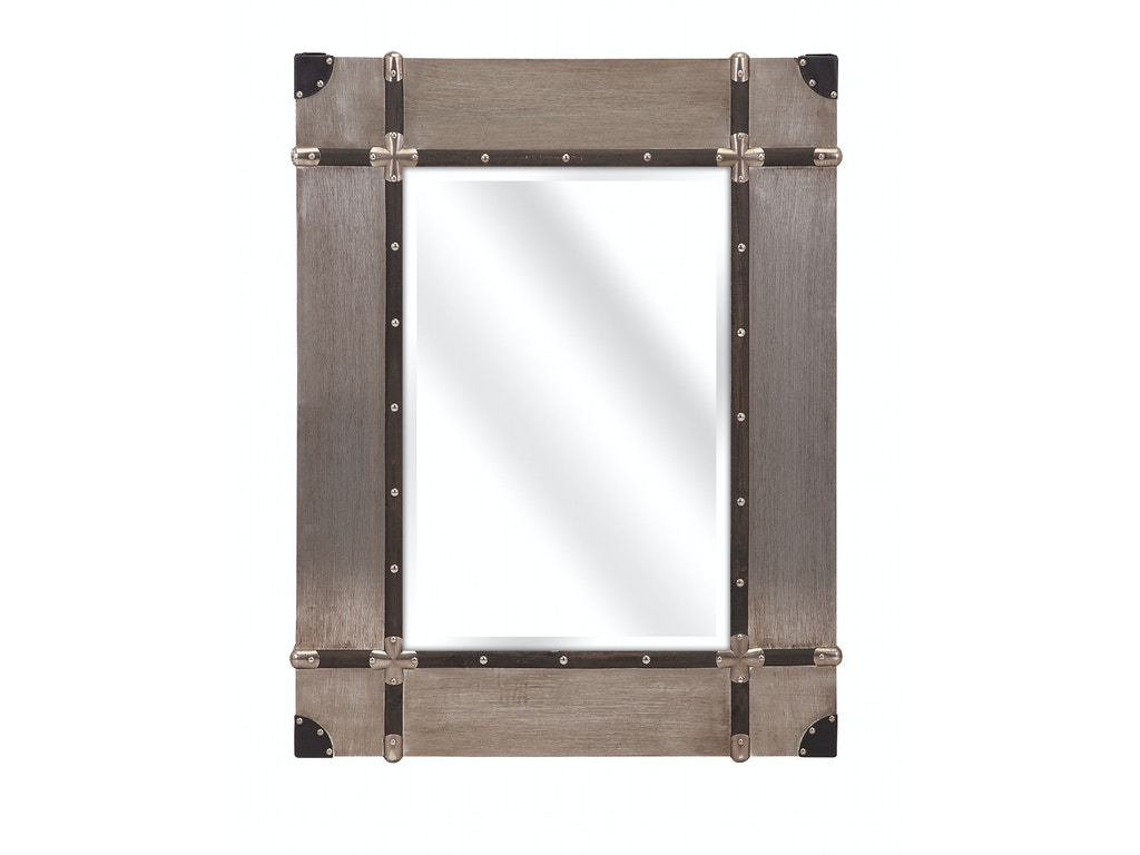 IMAX Corporation Accessories Baker Aluminum Clad Mirror