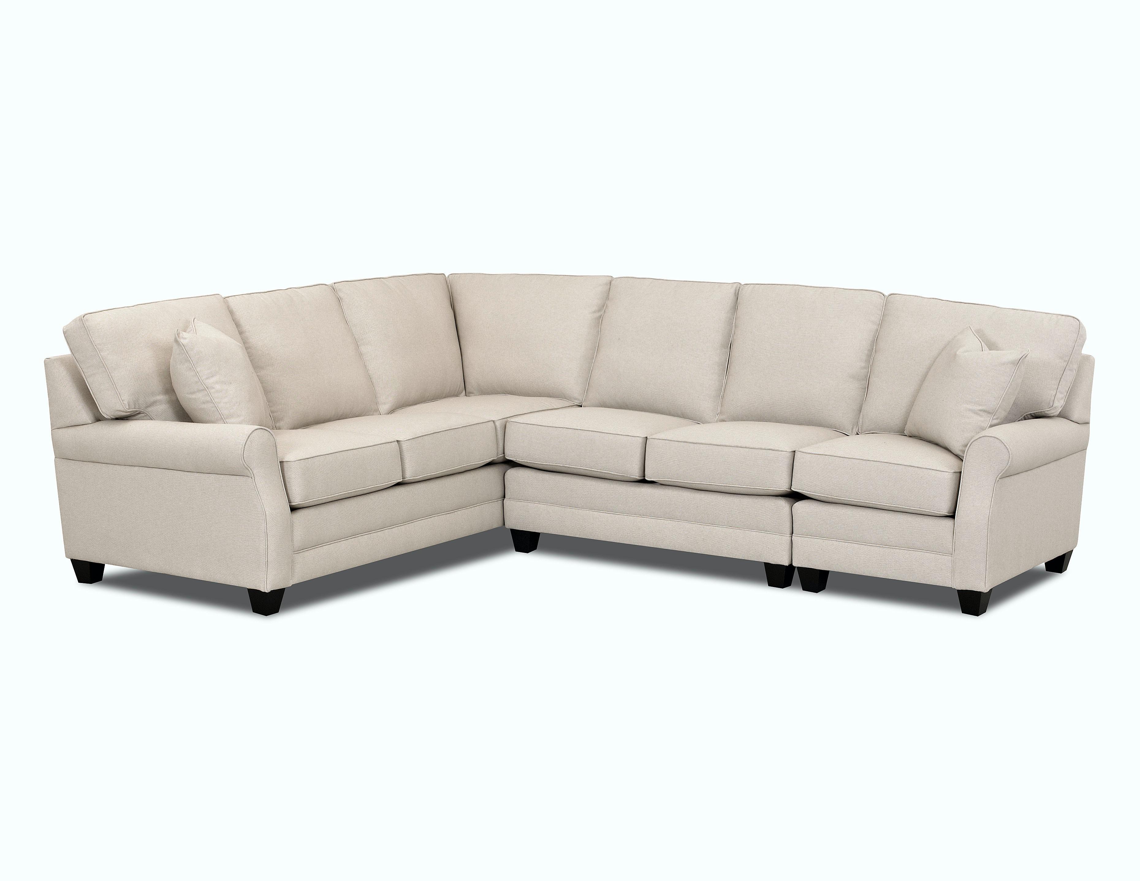 Comfort Design Loft Sectional C4032 SECT