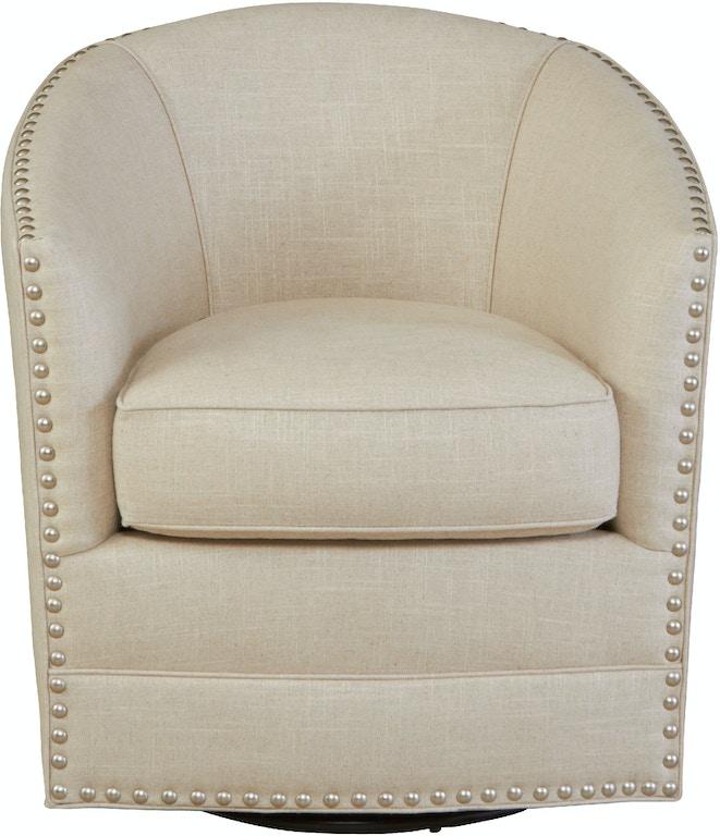 Southern Furniture Burke Swivel Chair 49949