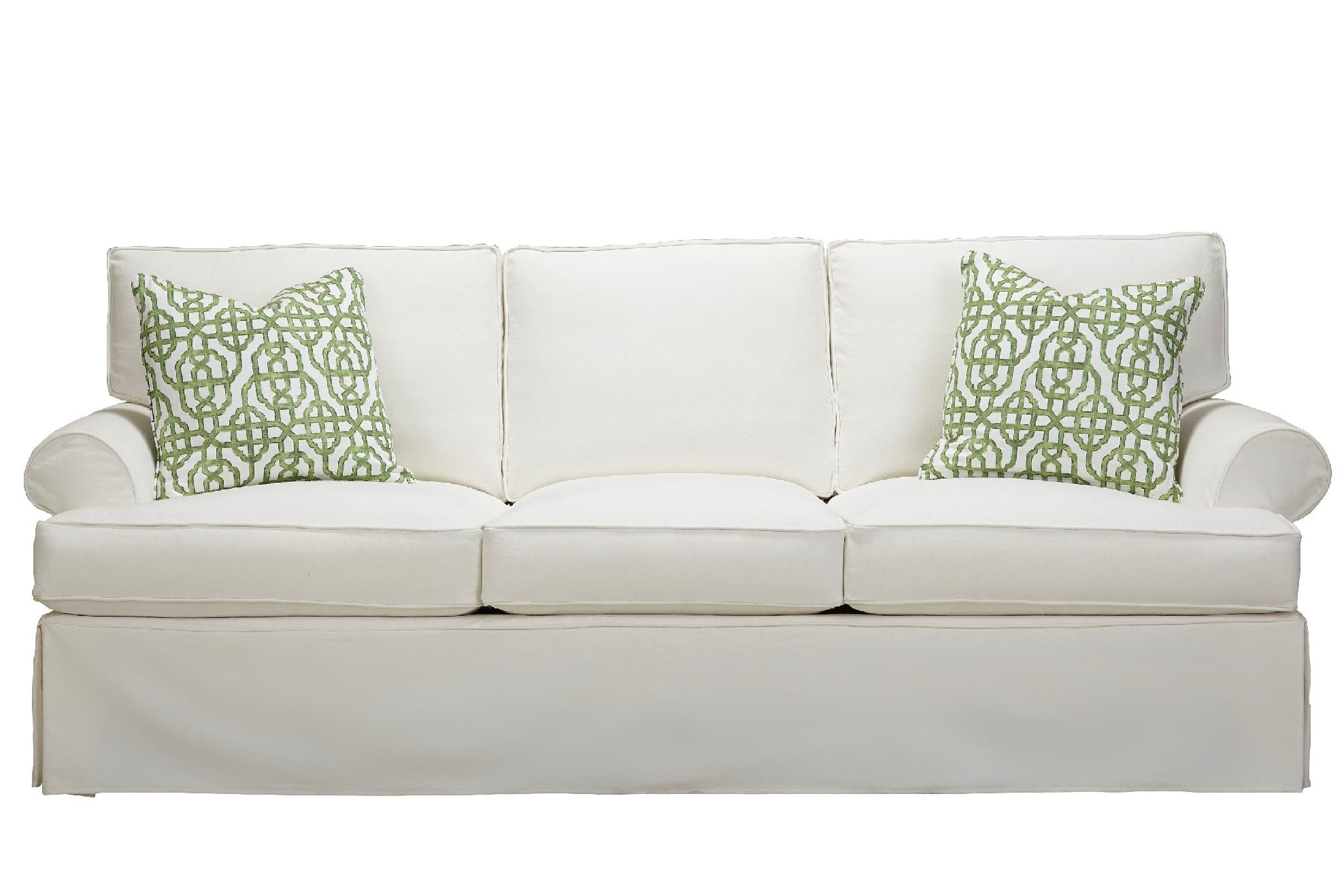 Merveilleux Stacy Select Sarah Slipcover Sofa 58371