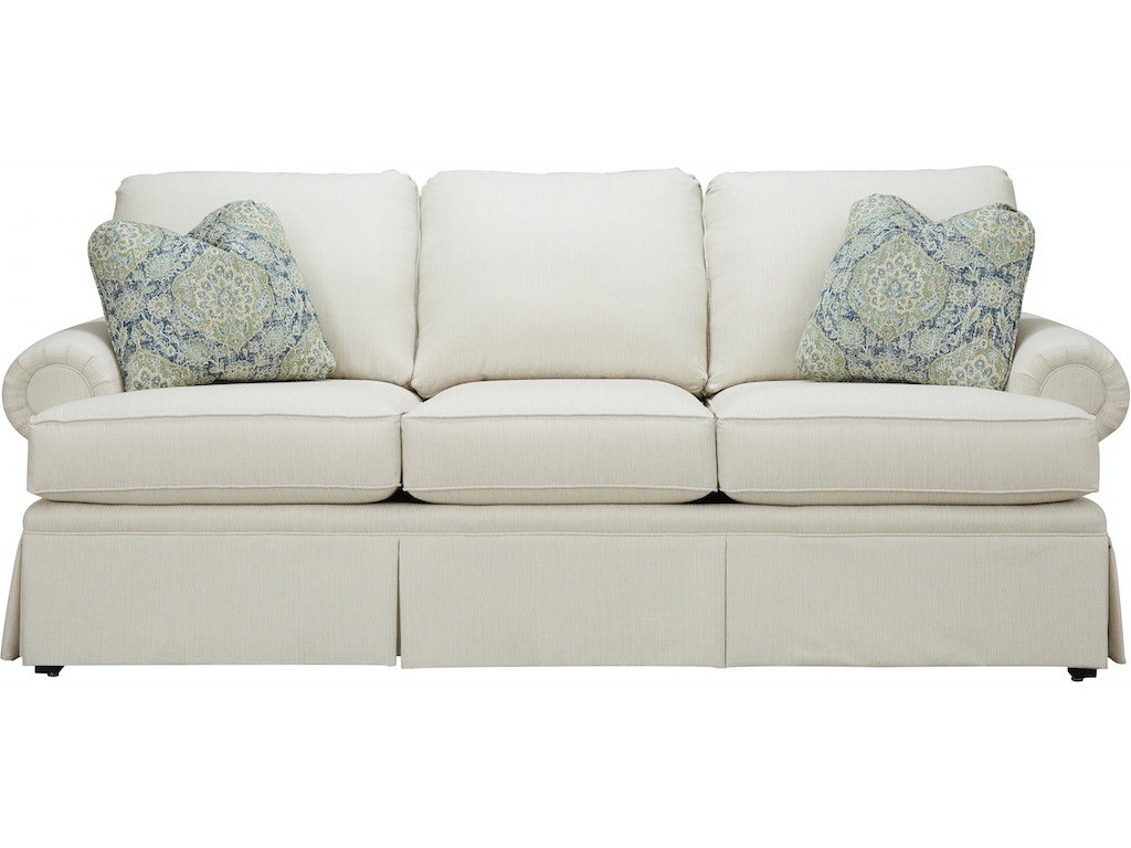 Southern Furniture Living Room Owen Sofa 23411 Matter Brothers Furniture Fort Myers