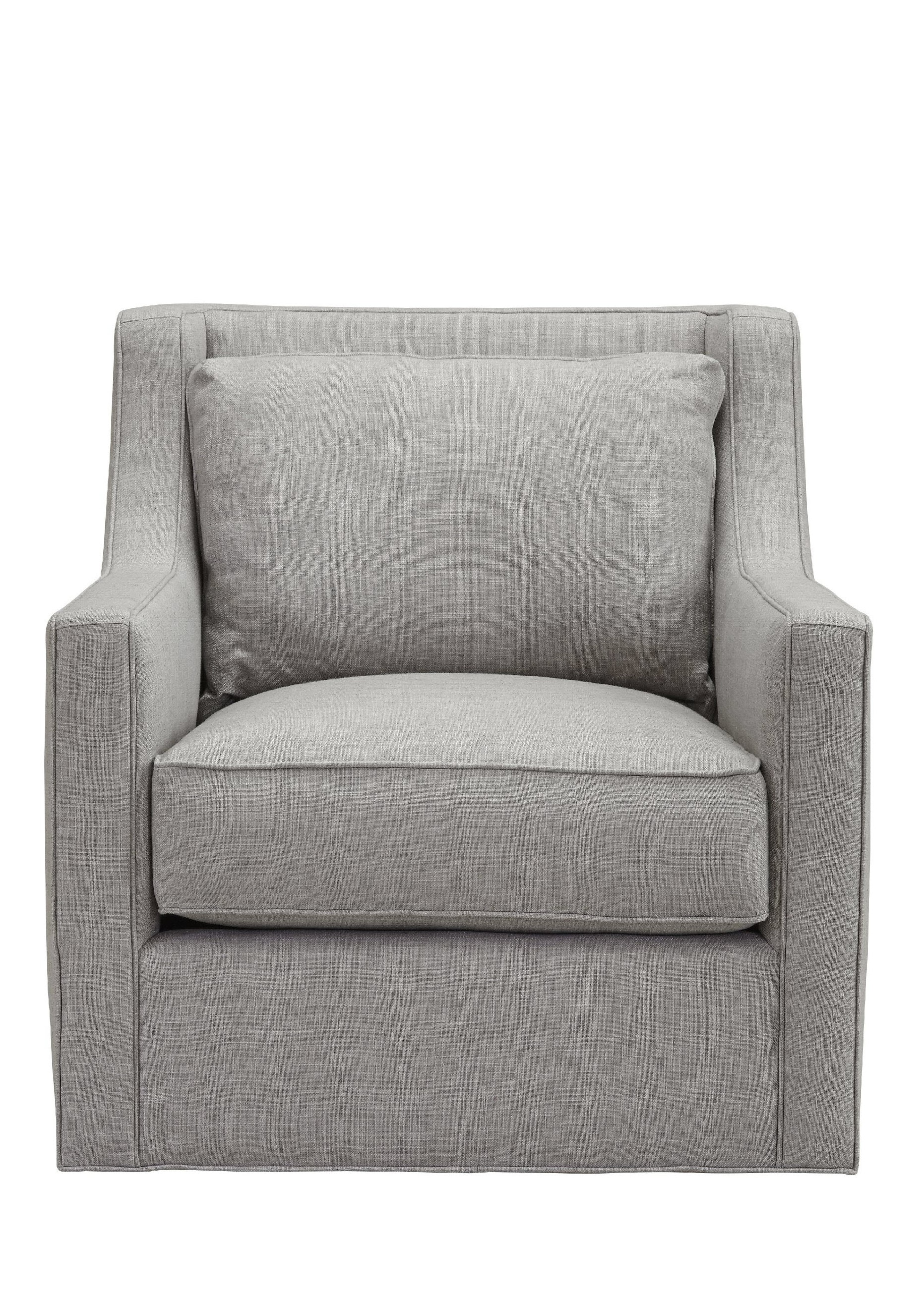 Southern Furniture Living Room Salina Swivel Chair 32019 Seville