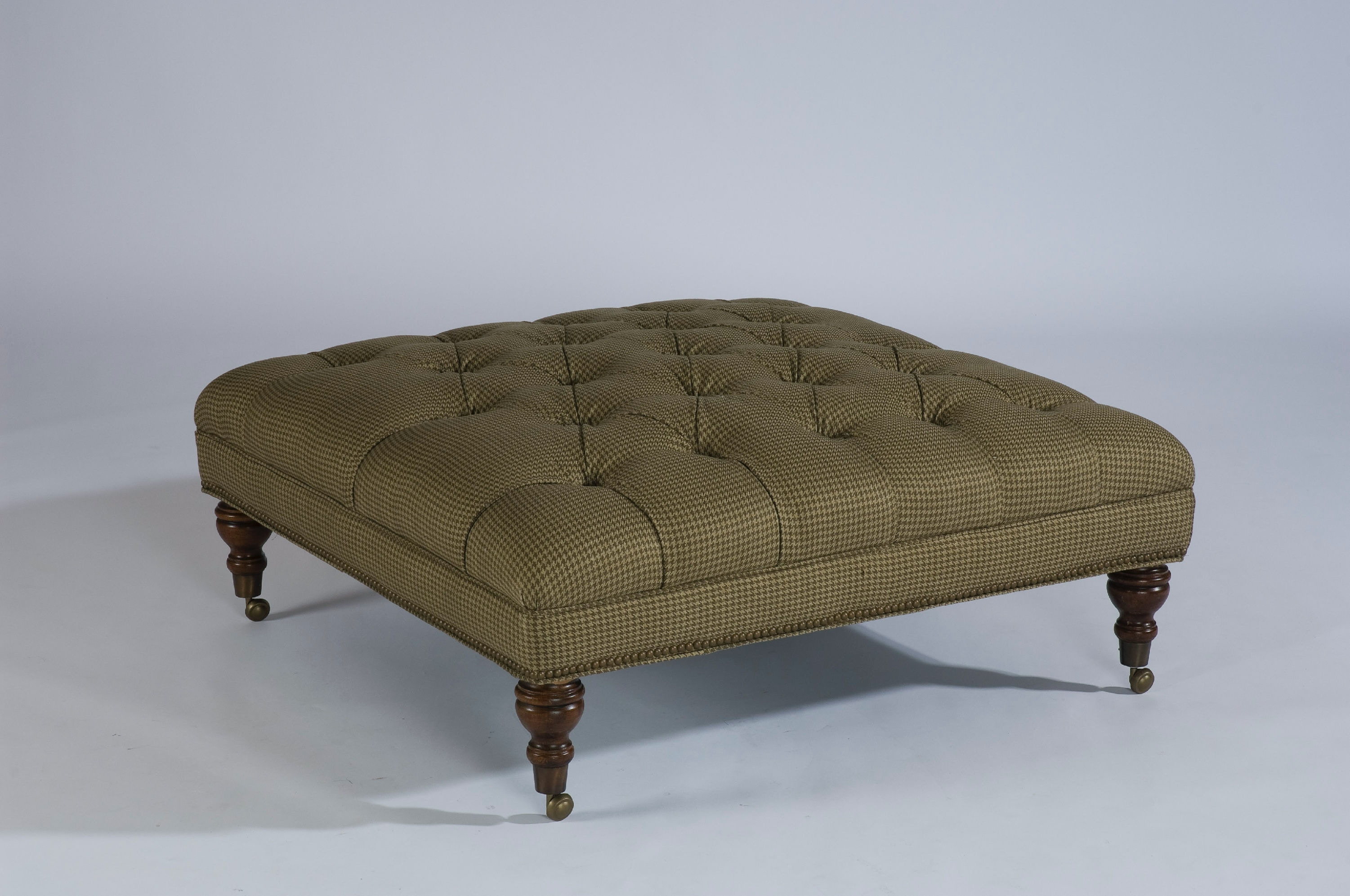 Southern Furniture Living Room Ottoman 1181 Stacy