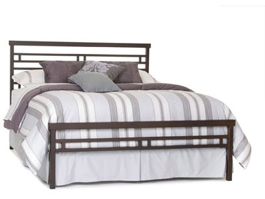 Amisco Orson Regular Footboard Bed Queen 12316-60