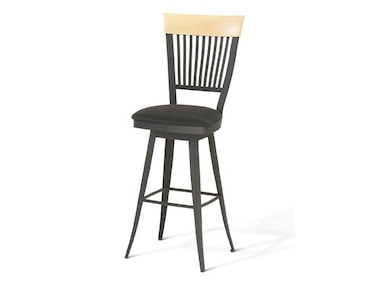 Amisco Bar and Game Room Annabelle Counter Height Stool