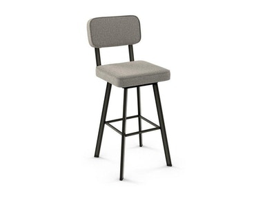 Amisco Bar and Game Room Brixton Counter Height Stool
