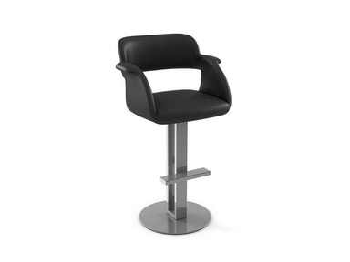 Amisco Bar and Game Room Swivel Stool