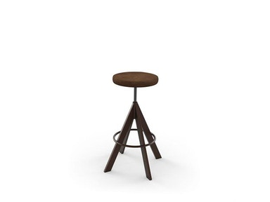 Amisco Bar and Game Room Uplift Screw Bar Height Stool