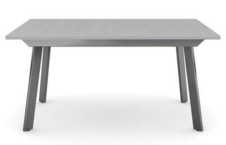 Amisco Dining Room Nexus Extendable Table 50524 Tin Roof