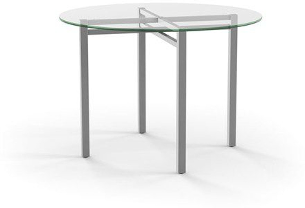 Amisco Bar And Game Room Carrefour Bar Height Pub Table Base - Pub height table base