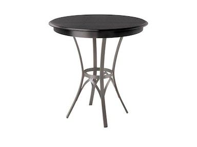 Amisco Bar and Game Room Kai Counter Height Pub Table Base