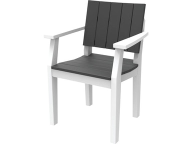 Seaside Casual MAD Dining Arm Chair 281